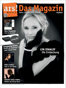 Cover of German Music Magazine 2015